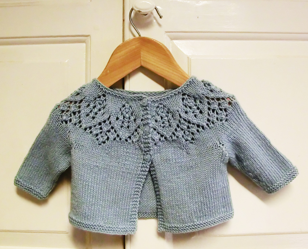 b27ce9c13 Little Prince and Princess Baby Sweater Knitting Pattern £3.00. Please  follow the link below to buy from Ravelry